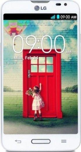 Мобильный телефон LG Optimus L90 D405 White