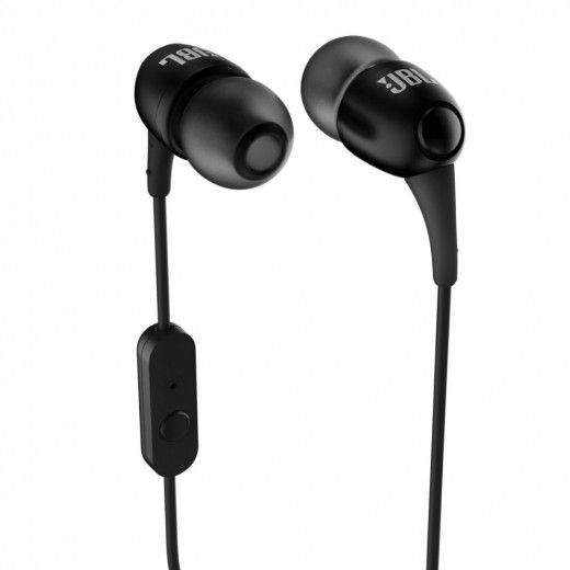 Навушники JBL T100A Black (T100ABLK)