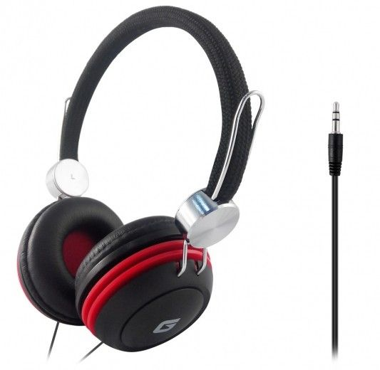 Наушники G.Sound D5044Bk Black