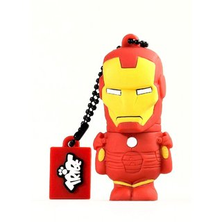 USB флеш накопитель Maikii Marvel Iron Man 16GB (FD016504)