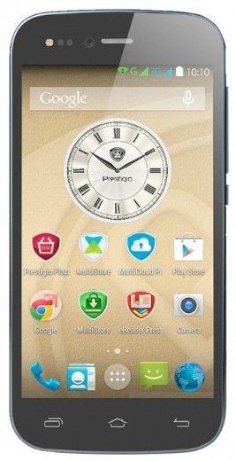 Мобильный телефон Prestigio Grace X3 3455 DUO Blue