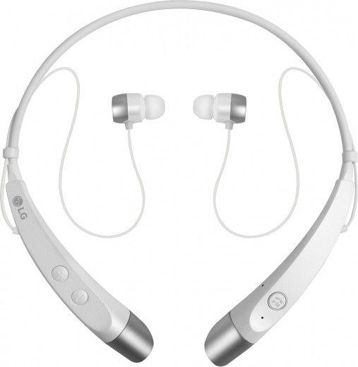 Наушники LG Tone+ HBS-500 White (HBS-500.AGRAWH)