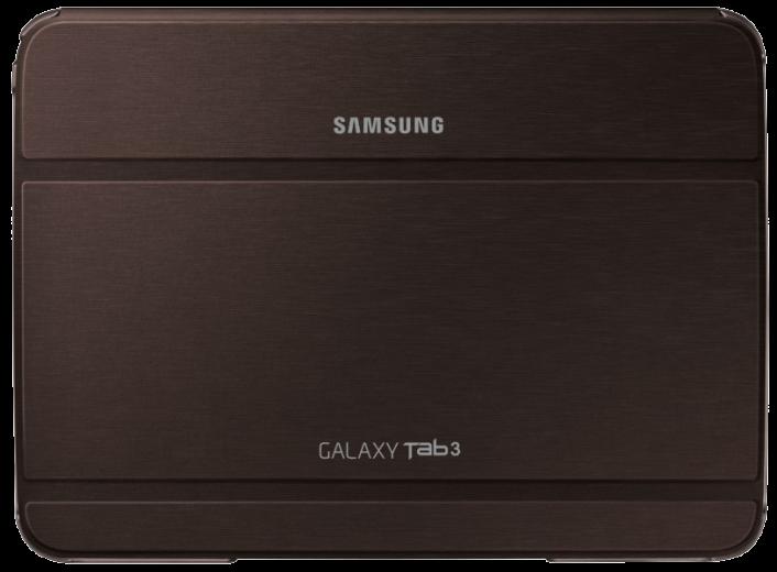 Обложка Samsung для Galaxy Tab 3.0 10.1 Gold Brown (EF-BP520BAEGWW)