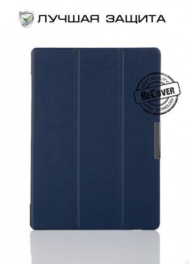 Чехол BeCover Slimbook для Lenovo Tab 2 A10-70/Tab 3 Business X70F Deep Blue