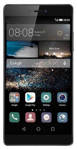 Мобильный телефон Huawei P8 16GB Titanium Grey