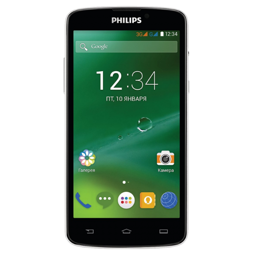 Мобильный телефон Philips Xenium V387 White