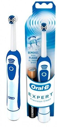 Электрическая зубная щетка BRAUN ORAL-B Expert/DB4