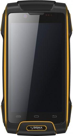 Мобильный телефон Sigma mobile X-treme PQ25 Yellow