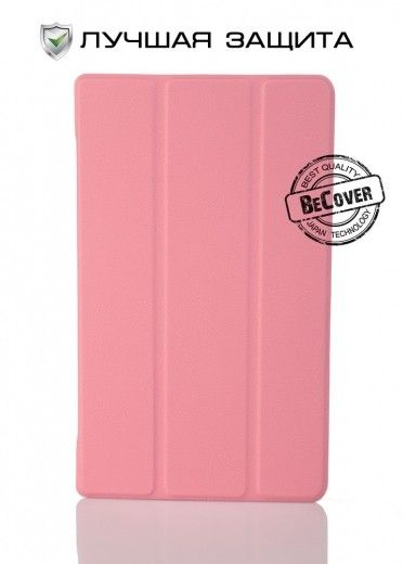 Чехол-книжка BeCover Smart Case для Samsung Tab A 8.0 T350/T355 Pink
