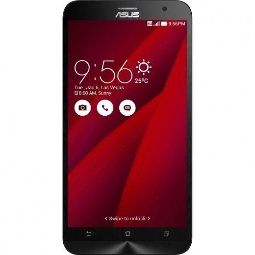 Мобильный телефон Asus ZenFone 2 32GB (ZE551ML) Red