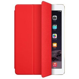 Чехол-книжка Apple Smart Case Leather для iPad Air 2 (High Copy) Red