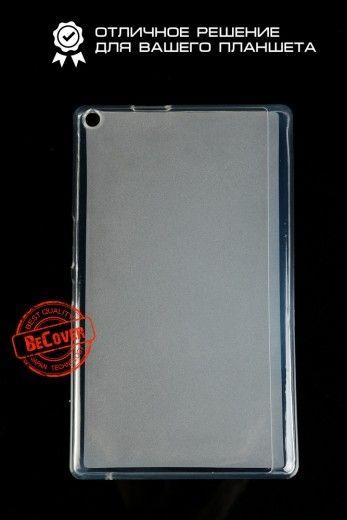 Силиконовый чехол BeCover для Asus ZenPad 8 Z380  Transparancy