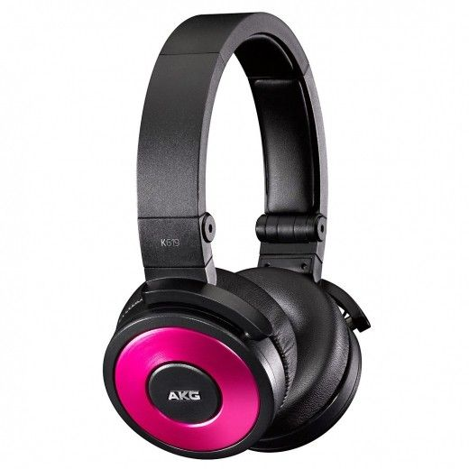 Навушники AKG K 619 Pink (K619PNK)