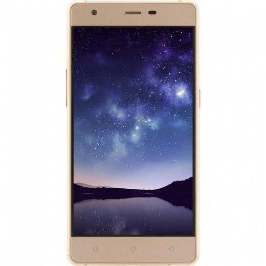 Мобильный телефон Nomi i506 Shine Gold