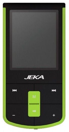 MP3-плеер Jeka Neo 8GB Black/Green