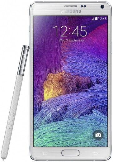 Мобильный телефон Samsung Galaxy Note 4 N910H White