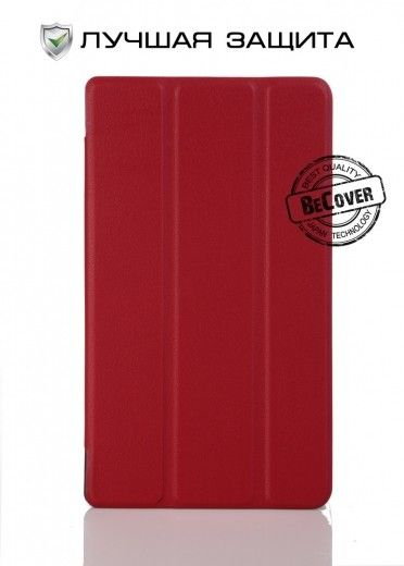 Чехол-книжка BeCover Smart Case для Lenovo Tab 2 A7-20 Red
