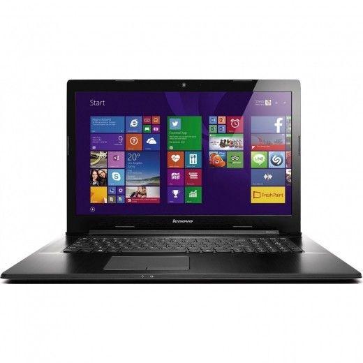 Ноутбук Lenovo G70-80 (80FF00BGUA) Black