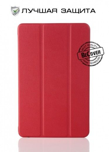 Чехол-книжка BeCover Smart Case для Samsung Tab E 9.6 T560/T561 Red