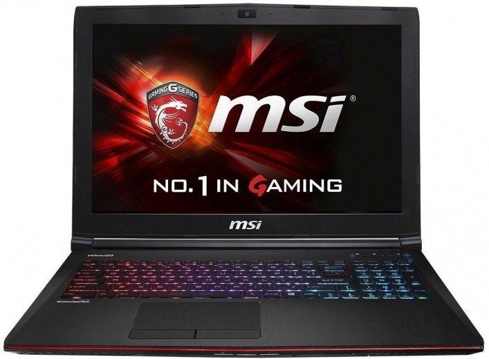 Ноутбук MSI GE62 2QF Apache Pro (GE622QF-268XUA)