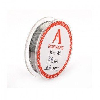 Проволока для спирали Rofvape Ni-200 Wire 10m (26AGW/0.4mm)