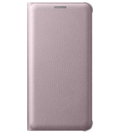 Чехол-книжка Samsung A710 EF-WA710PZEGRU Pink Gold