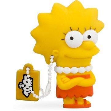 USB флеш накопитель Maikii The Simpsons Lisa 8GB (FD003404)