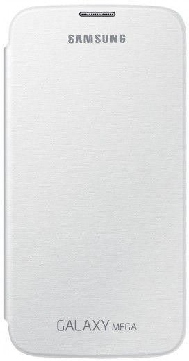 Чехол-книга Samsung для Galaxy Mega 5.8 I9152 White (EF-FI915BWEGWW)
