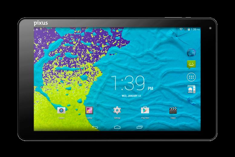 Планшет Pixus Touch 10.1 3G v2.0