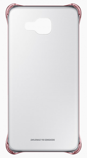 Чехол Samsung A510 EF-QA510CZEGRU Pink Gold