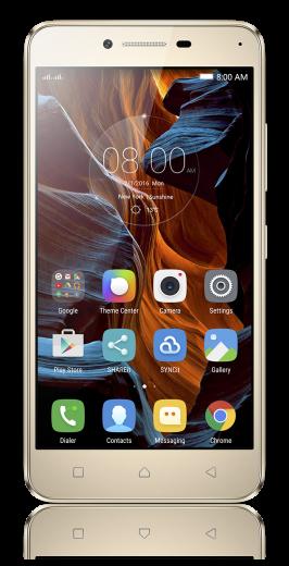 Смартфон Lenovo Vibe K5 (A6020a46) Plus Gold