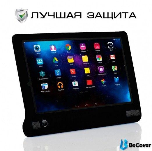 Силиконовый чехол BeCover для Lenovo Yoga Tablet 3-850 Black