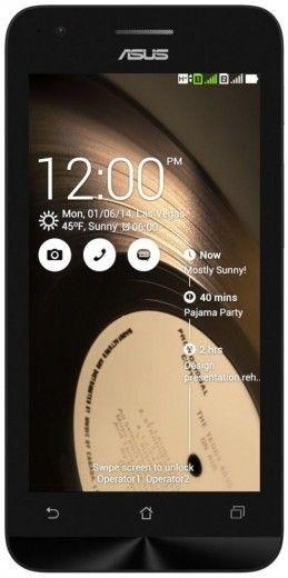 Мобильный телефон Asus ZenFone C (ZC451CG) Black