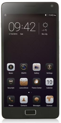 Смартфон Lenovo VIBE P1 Pro Grey