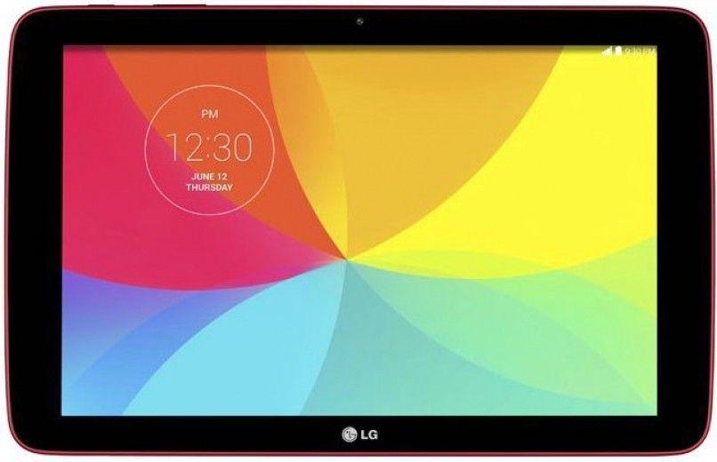 Планшет LG G Pad 10.1 V700 Red (LGV700.ACISRD)