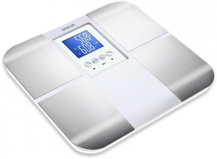 Весы напольные SENCOR SBS 6015WH