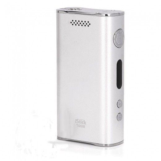 Батарейный мод ELEAF ISTICK 100W SILVER (EIS100WSL)