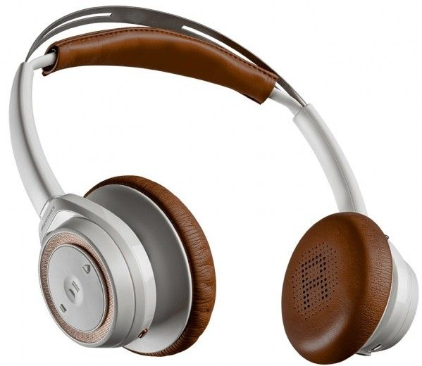 Наушники Plantronics BackBeat SENSE White (202649-02)