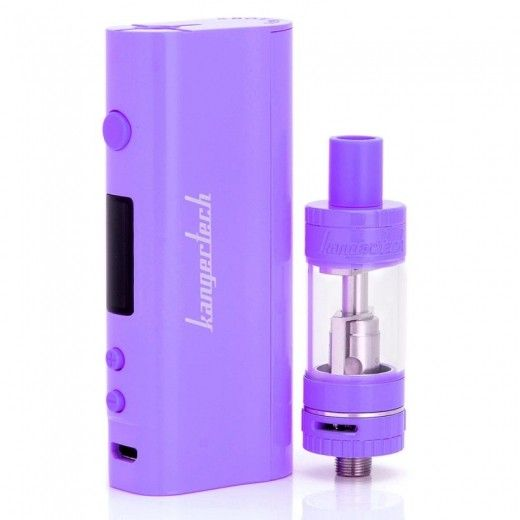 Стартовый набор Kangertech TopBox Nano Starter Kit Purple (KRTBNK6)