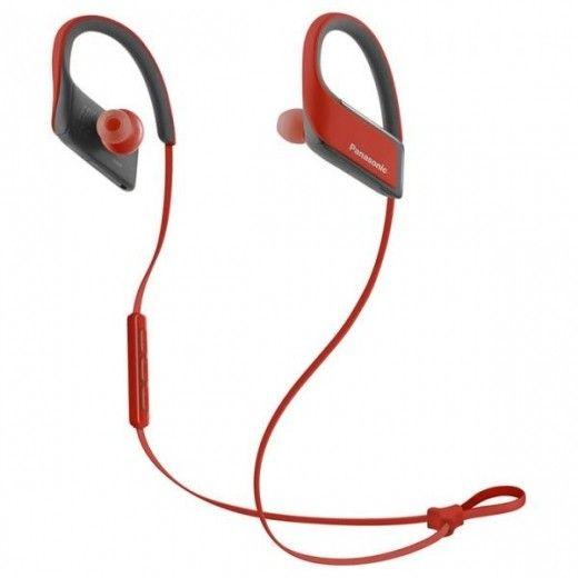 Навушники Panasonic RP-BTS30GC-R Red