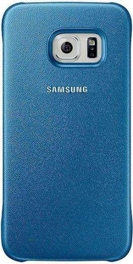 Накладка Samsung Zero S6 для Samsung Galaxy S6 Blue (EF-YG920BLEGRU)