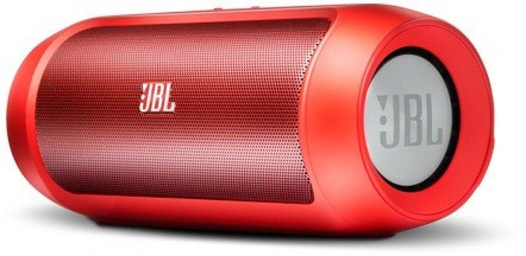 Портативная акустика JBL Charge II Red