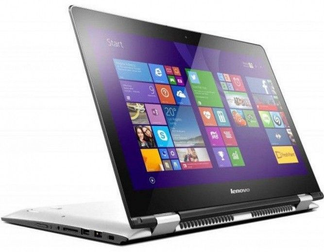 Ноутбук Lenovo Yoga 500-14 (80R50060UA) Black