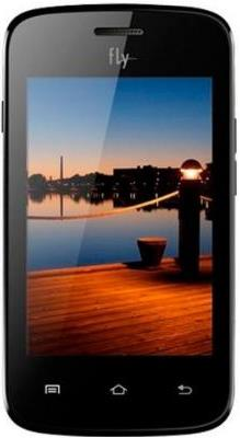 Мобильный телефон Fly IQ239 Black