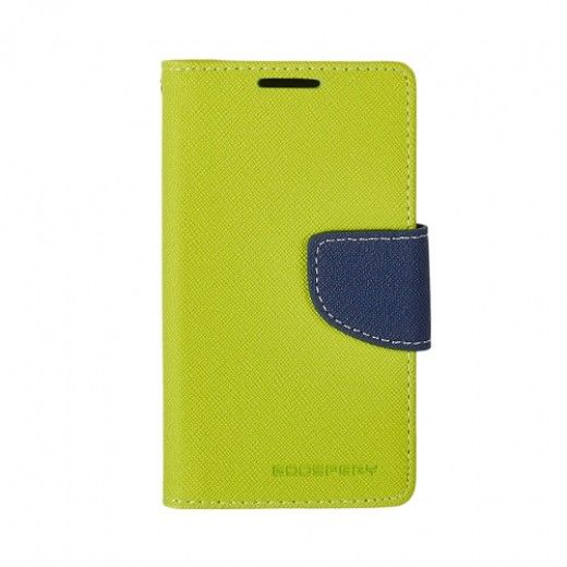 Чехол-книжка Book Cover Goospery Lenovo A1000 Green