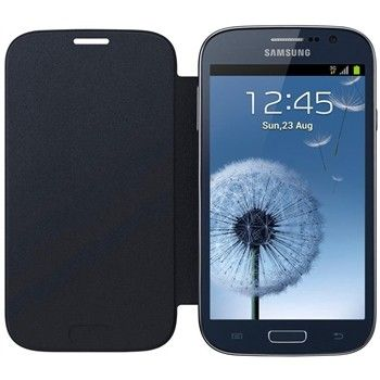 Чехол-книга Samsung для Galaxy Grand Duos I9082 Blue (EF-FI908BLEGWW)