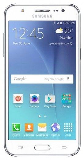 Мобильный телефон Samsung Galaxy J5 J500H/DS White