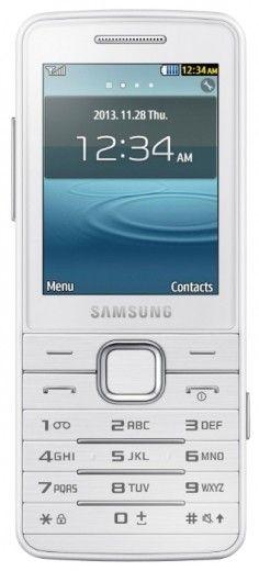 Мобильный телефон Samsung S5611 White