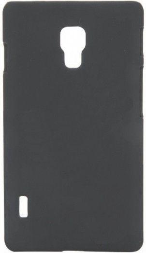 Чехол GlobalCase (TPU) для LG P713 L7 II Black