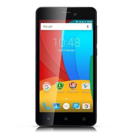 Мобильный телефон Prestigio Wize P3 3508 DUO Silver